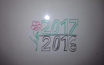 Was geht? Was bleibt? Was kommt 2017?